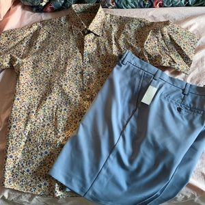 Men's Complete Shorts Outfit